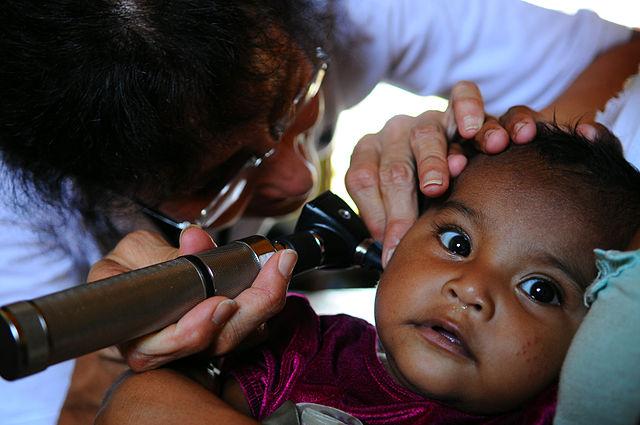 CAABUQA DHEGAHA – EAR INFECTION